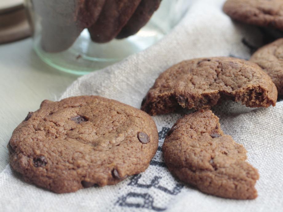 クッキー チョコ チャンク